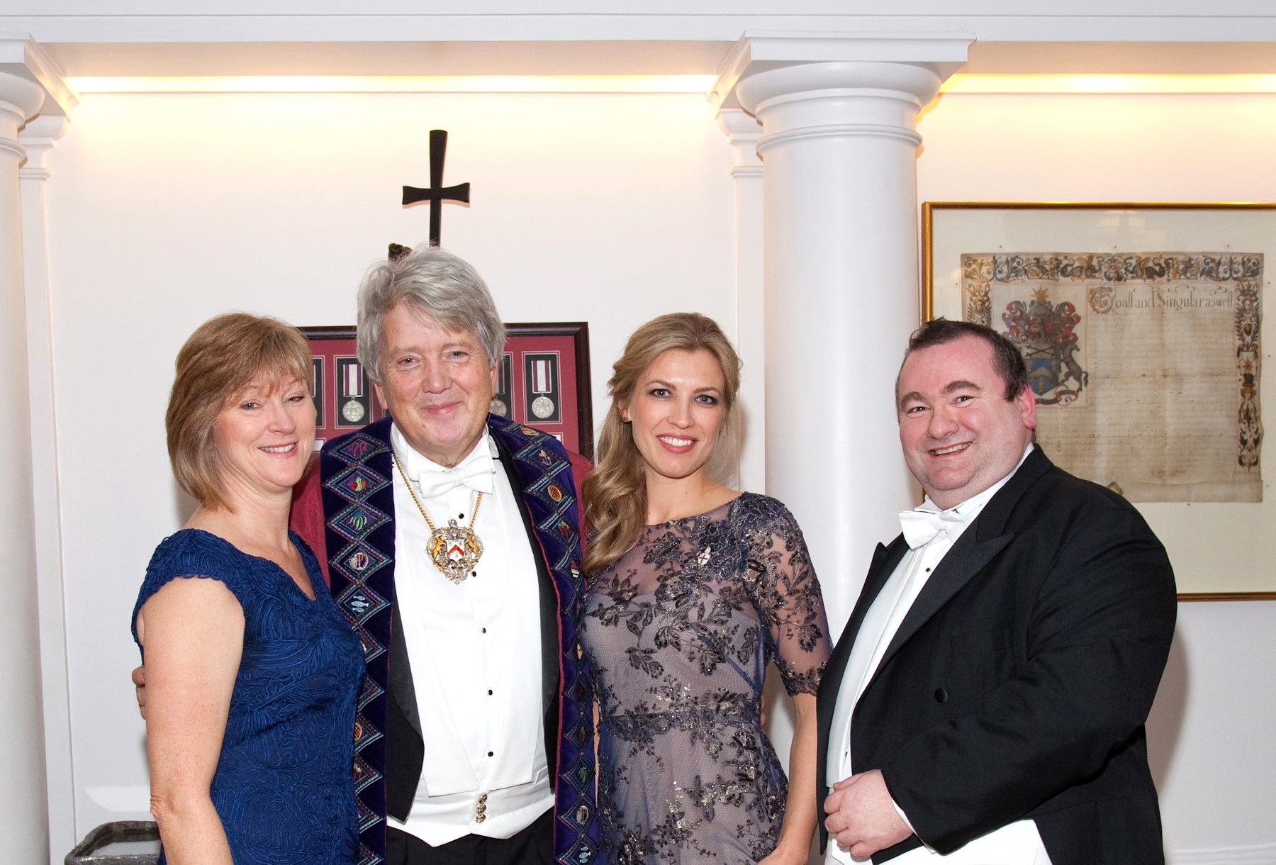 New Master of the Worshipful Company of Cooks